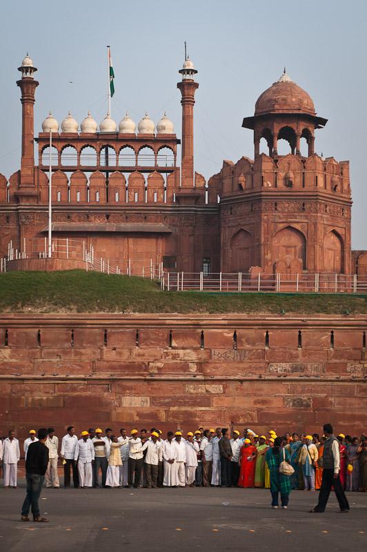 Rode fort, Delhi