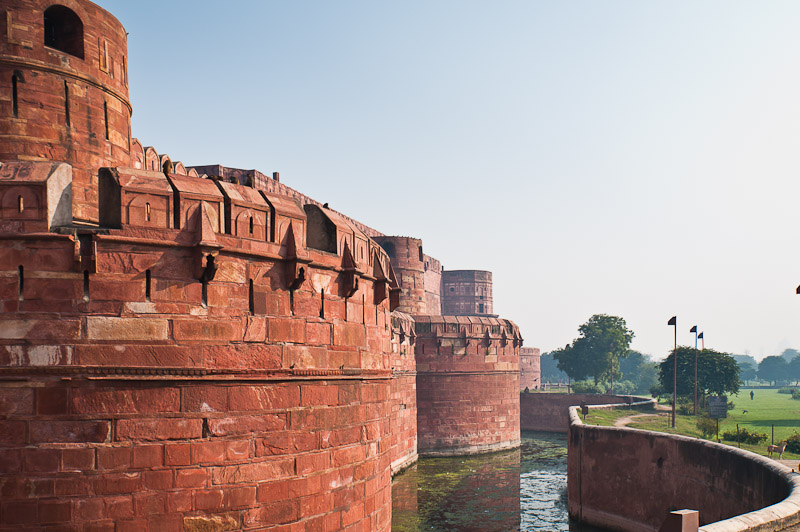 Rode fort, Agra