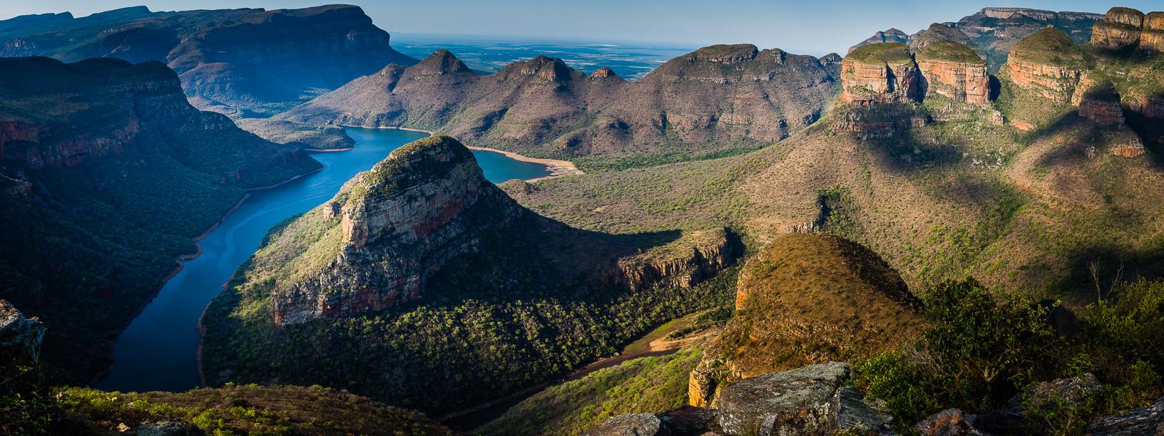 Blyde Rivier Canyon en Three Rondavels